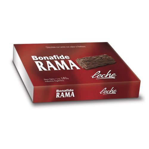 BONAFIDE CHOCOLATE RAMA (DISPLAY) x180 GR.