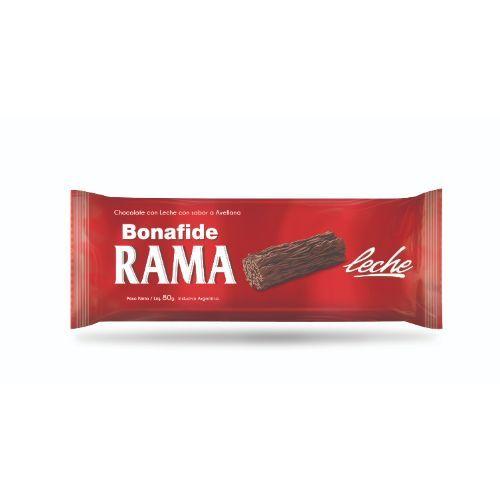BONAFIDE CHOCOLATE RAMA (DISPLAY) x80 GR.