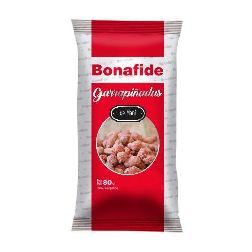 BONAFIDE GARRAPIÑADA MANI *80 GR.