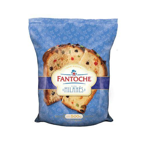 FANTOCHE PAN DULCE MILANES *500 GR.