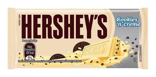 HERSHEYS CHOCOLATE COOKIES&CREME 6x20 GR.