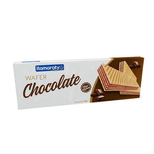 ITAMARATY OBLEA CHOCOLATE x110 GR