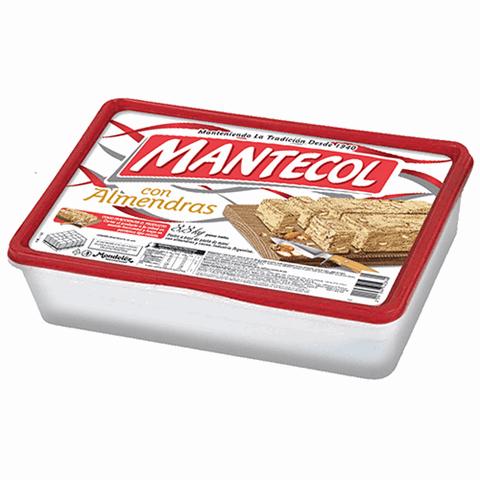 MANTECOL C/ALMENDRAS BAJO SODIO (BALDE) x3.4 KG.